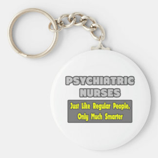 Psychiatric Nurses...Smarter Key Ring