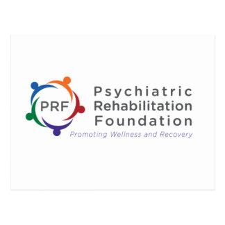 Psychiatric Rehabilitation Foundation Postcard