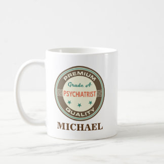 Psychiatrist Personalized Office Mug Gift