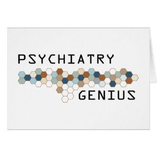 Psychiatry Genius Cards