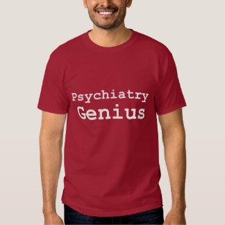 Psychiatry Genius Gifts Tee Shirt