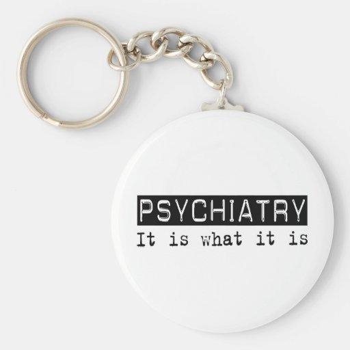 Psychiatry It Is Key Chains