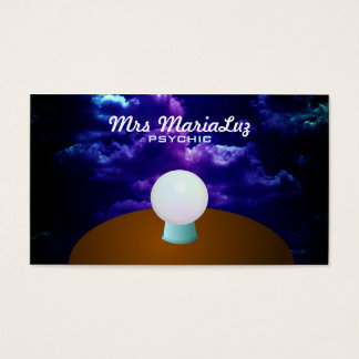 Psychic Business Cards
