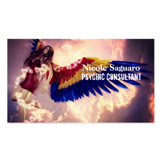 Psychic Consultant Pack Of Standard Business Cards
