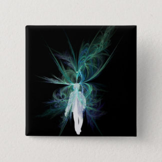 Psychic Energy 15 Cm Square Badge