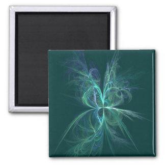 Psychic Energy Fractal Magnet