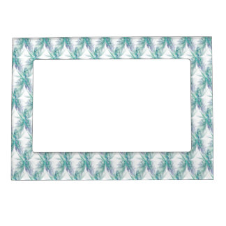 Psychic Energy Fractal Magnetic Picture Frame