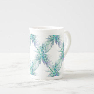 Psychic Energy Fractal Tea Cup