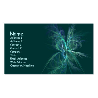 Psychic Energy Pack Of Standard Business Cards