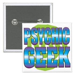 Psychic Geek v3 Button