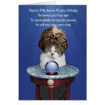Psychic Mikie Funny Birthday