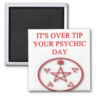 psychic new ge joke magnet