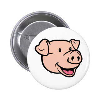 Psychic Pig Euro 2012 Pinback Buttons