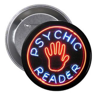 Psychic Reader Neon Sign Button