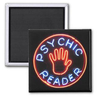 Psychic Reader Neon Sign Fridge Magnet