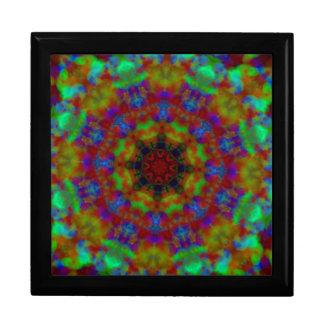 Psychic signs Mandala keepsake jewelry gift box