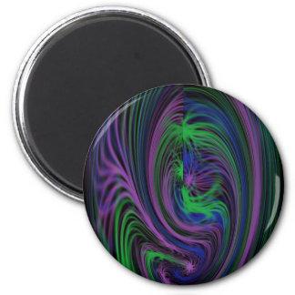 Psychic Vortex 6 Cm Round Magnet