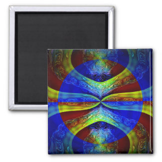 Psychic Yoga Magnet Magnet