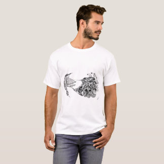 Psycho bird T-Shirt
