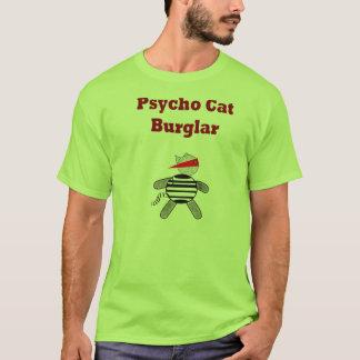 Psycho Cat Burglar Tshirt (mens)
