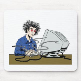 Psycho Clicker Mousepad