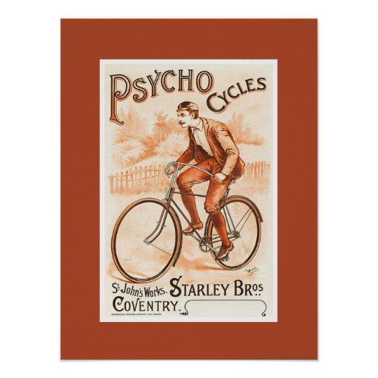 Psycho Cycles ~ St. John's Works ~ Coventry