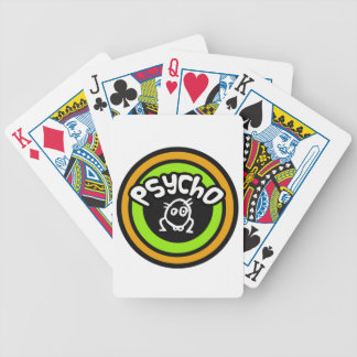 Psycho Doodle Bicycle Card Decks