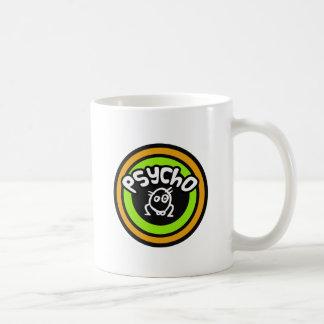 Psycho Doodle Coffee Mugs