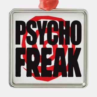 Psycho Freak Christmas Tree Ornaments