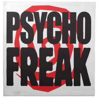 Psycho Freak Napkin