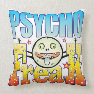 Psycho Freaky Freak Cushion