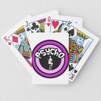 Psycho Lady Card Decks