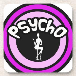 Psycho Lady Coasters