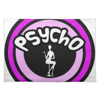 Psycho Lady Place Mat