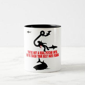 Psycho Coffee Mug