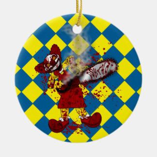Psycho Ornament