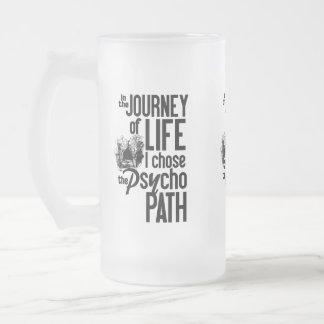 Psycho Path (Psychopath) mugs