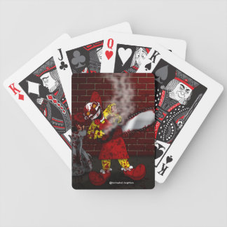 Psycho Playing Cards