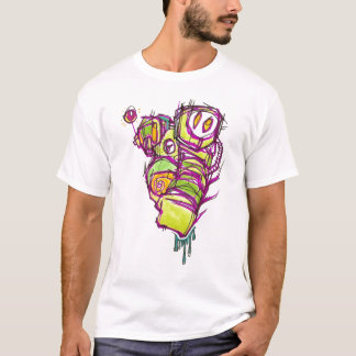 psycho robo T-Shirt