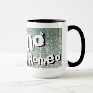 Psycho Romeo 15 oz. Wrap Mug