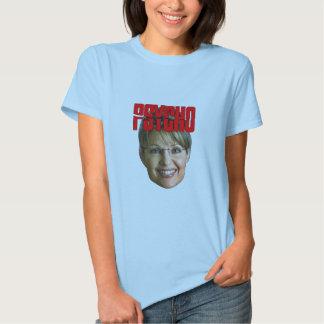 Psycho Sarah Palin Tshirt