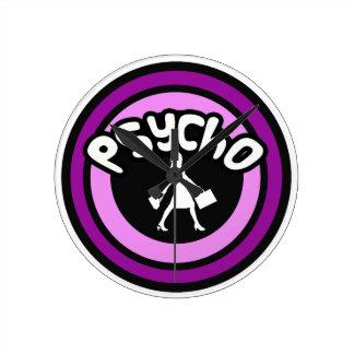 Psycho Shopper Clocks