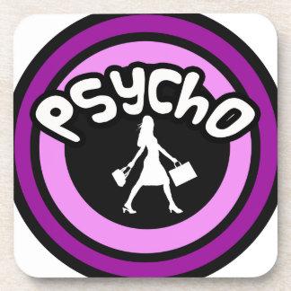 Psycho Shopper Coaster