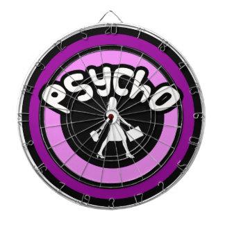 Psycho Shopper Dart Boards