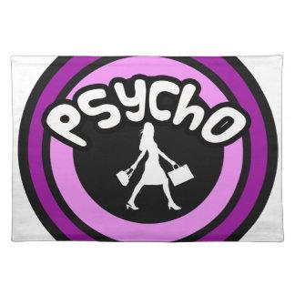 Psycho Shopper Placemat