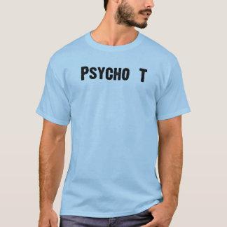 Psycho T blue t-shirt. T-Shirt