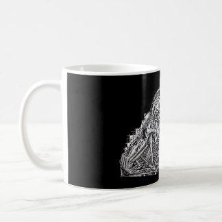 Psycho Warrior, by Brian Benson, mug