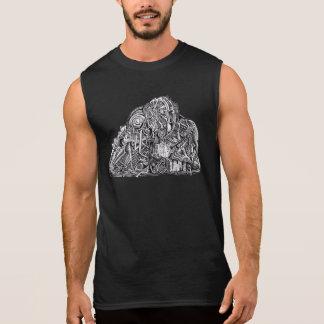 Psycho Warrior by Brian Benson, Sleeveless Shirt
