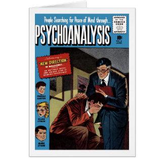 Psychoanalysis Issue 2 Card