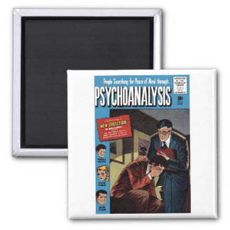 Psychoanalysis Issue #2 Magnet